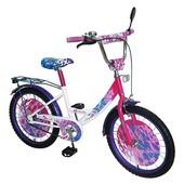 Велосипед 18 дюймов колеса для девочки, 151811