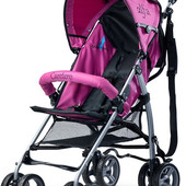 Коляска-трость Caretero Alfa – отличный вариант для активных мам.