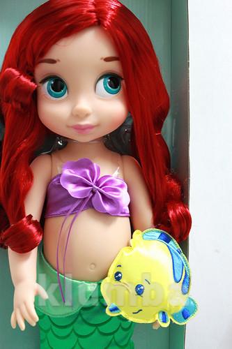 Disney animators малышка- русалочка ariel фото №1