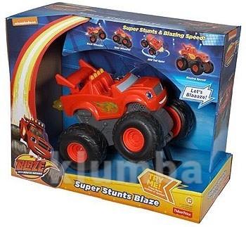 Машинка новинка fisher price Blaze фото №2