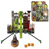 аналог конструктора Lego Ninjago 9558. конструктор  bela Ninja 9752
