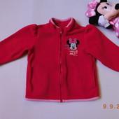 Тепла флісочка з Міні Disney