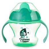 Чашка-непроливайка 'Первая' Tommee Tippee 44700197 Великобритания зеленый 20213685_g