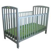 Кровать детская деревянная Panda deluxe BC-08-001