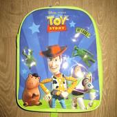 Детский рюкзачок (рюкзак) История игрушек