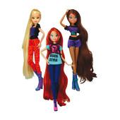 Кукла Winx Волшебные волосы Лейла и Стелла