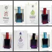 Подарочный парфюм d&g,dior,lanvin,chanel,versace,givenchy,kenzo,hermes,armani,paco rabanne,chloe