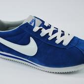 Мужские кроссовки  Nike Cortez All Navy