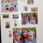 Фотомагниты на холодильник, магнитные фотографии