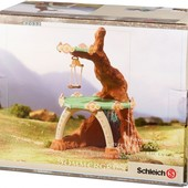 Распродажа - Домик эльфов  Летняя зелень от Schleich  42032