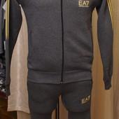 Armani мужской костюм теплый арт.502