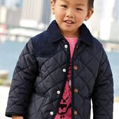 Распродажа.Стёганая куртка Bambini на 6-9 мес,рост 68-74 см.Мега выбор обуви и одежды