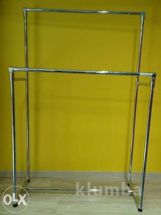 Вешалка(стойка)для одежды усиленная.тримач для одягу. фото №1 72340306aedde