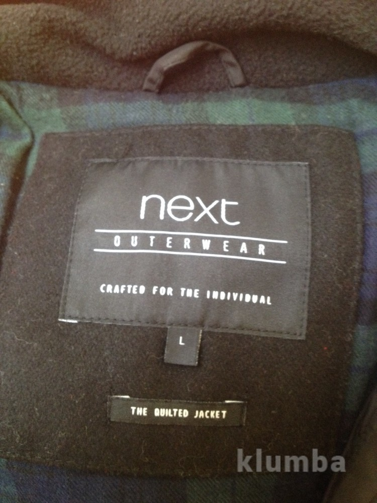 Куртка Next демисезонная ! фото №1