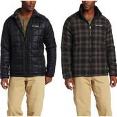 Мужская утепленная куртка Columbia half life reversible II jacket размер 2XL