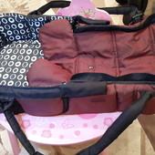 Детская сумка переноска Teutonia