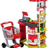 Интерактивный супермаркет с коляской Smoby 350204
