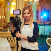 Видеооператор видеосъёмка на свадьбу
