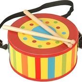 Барабан 1, Мир деревянных игрушек Артикул: Д213