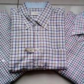 Рубашки Cristian Berg(Германия),л/хл, разные цвета.