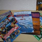 Детские журналы и карточки