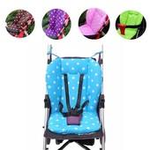 Защитный чехол, вкладыш, матрасик в коляску, стульчик для кормления, автокресло