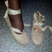 Красивенные балетки