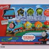 Трек 8828 Thomas железная дорога, музыкальная, есть световой эффект