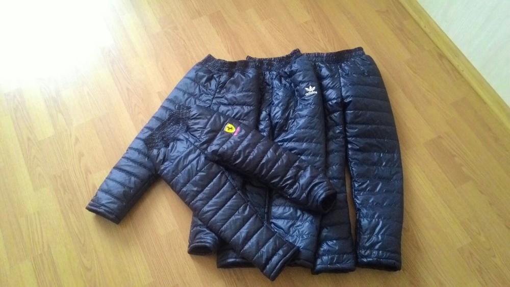 Зимние штаны от 104до 140 фото №1
