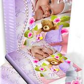 Фотокнига для Вашей Маленькой Принцессы в электронном виде на 6 разворотов.