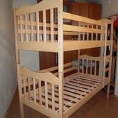 """Буковая кровать """"Маугли"""" \ Бесплатная доставка"""