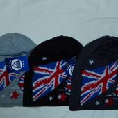 Модные удлиненные шапки 54-59 см,качество классное Украина