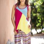 Пижама футболка+бриджи PM-4721 (МЛ)