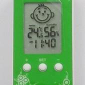 Термометр – гигрометр Dm-3190 с часами