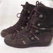 Ботинки Кожа Janet D 39 размер