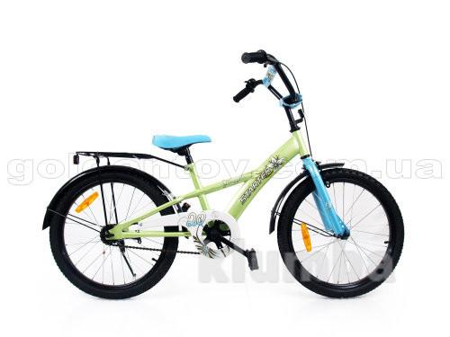 Велосипед 20 дюймов Grffito фото №1