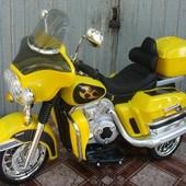 Детский мотоцикл Харлей