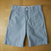 8-9 лет Rebel новые без этикетки шорты хлопок. Длина - 40 см, пояс 31 см, бедра - 39 см, посадка спе