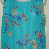 Красивая бирюзовая блуза Atmosphere