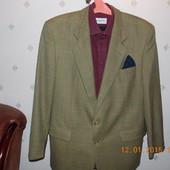 Пиджак Англия, 100% шерсть, галстук в подарок
