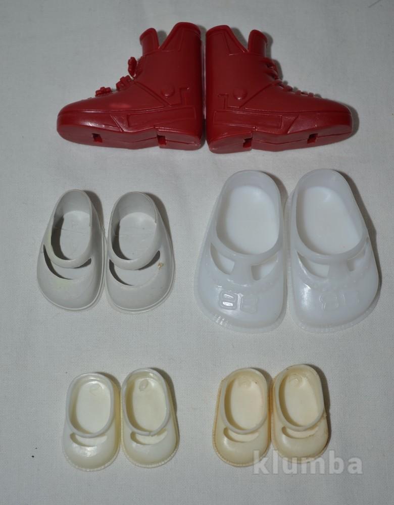 Обувь туфли кукольные для кукол разные фото №1