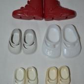 Обувь туфли кукольные для кукол разные