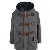 Пальто для мальчика демисезонное