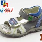 Кожаные босоножки Jong Golf, 21-25рр