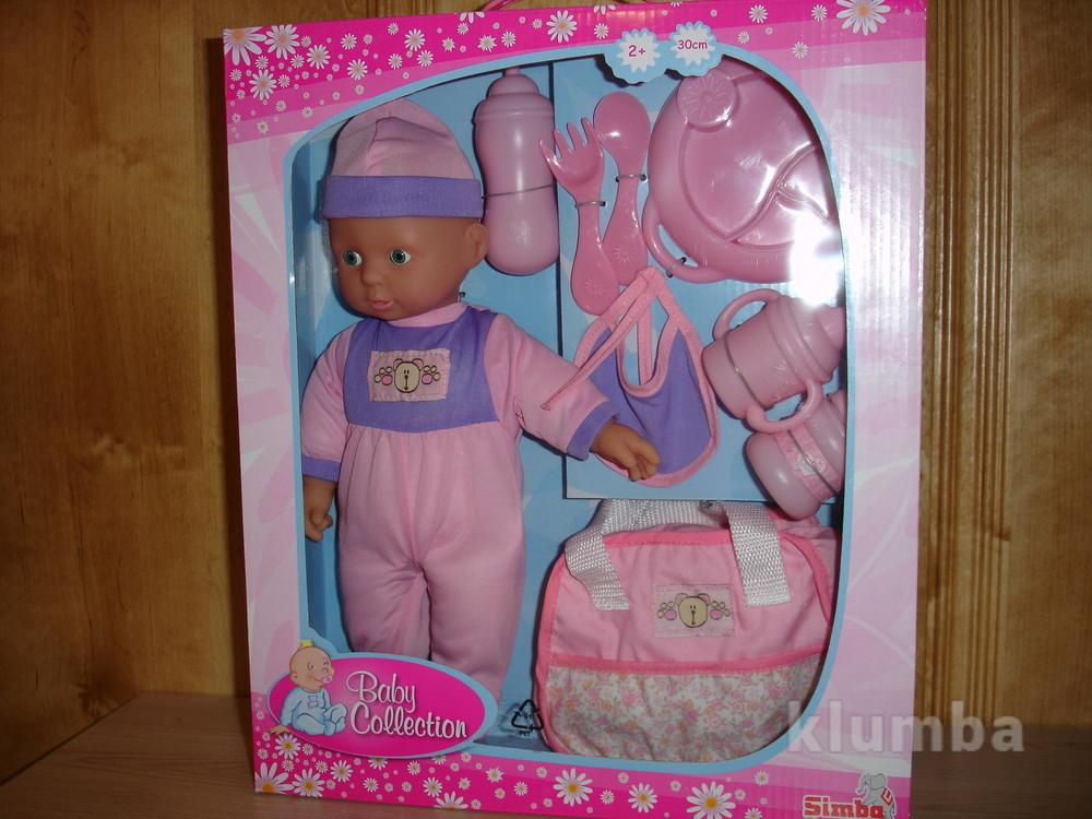 Кукольный набор пупс с аксессуарами 30 см simba (5091956) фото №1