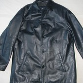 Мужская кожаная куртка TCM р.48-50 (M)