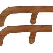 ДК-02 дополнительный комплект к кровати — подлокотники