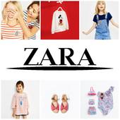 ZARA oдежда для девочек 4-14 лет. Прямой посредник в Испании