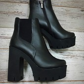 Стильные женские ботинки Натуралки Деми