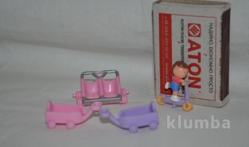 Набор микро мини куколка фигурки человечек polly pocket mattel полли покет фото №1
